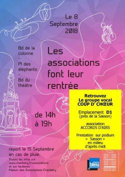 chorale Coup d'Choeur