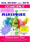 annonc concert 24 mai 2019