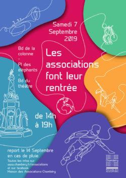 forum des associations Chambéry 2019