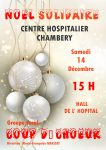 Noel solidaire- Hopital- Chambery