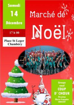 Marché de noel - Chambéry